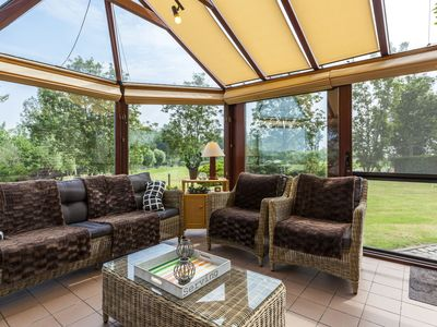 Photo for Stunning Holiday Home in Oombergen with Terrace and Garden