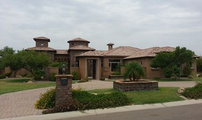 Property 1 on website phoenixvacationrentalhomes and this is a dot com site (Over 600 Arizona Listings by Owner)