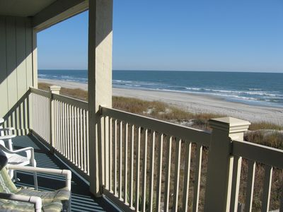 Photo for Direct Oceanfront!!! Check out the low prices!