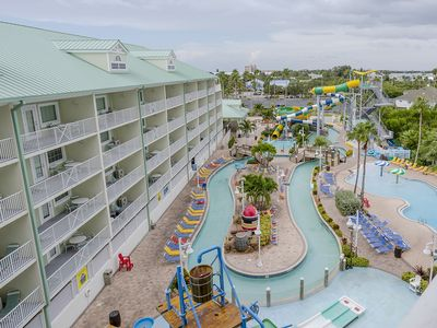 Photo for Indian Rocks Beach Harbourside - Waterpark 4 Free Passes
