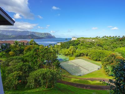 Photo for Aloha Condos, Hanalei Bay Resort, Condo 3303, Beach View, AC