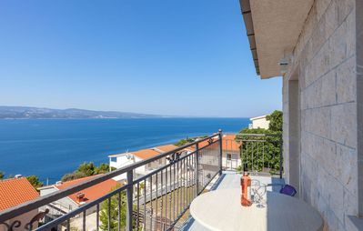 Photo for Apartment Vacation Rental in Riviera Omis, Riviera Omis