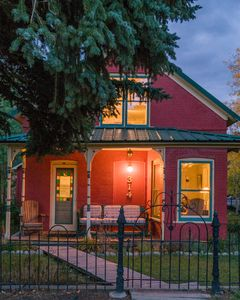 Photo for Red Brick Victorian Home in the Heart of the Breckenridge Historic District