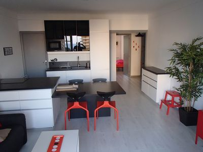 Photo for Apartment very close to the best beaches and town center renovated