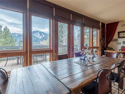 Photo for New Listing! Awesome Bald Mountain Views and Room for 10