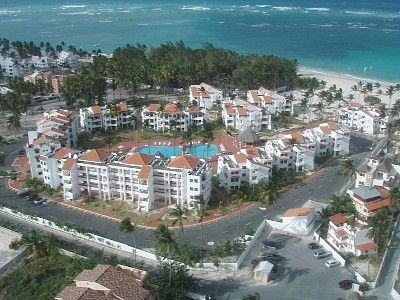 Stanza Mare I-103 Beachfront Condo in Beautiful Beach Bavaro-Punta Cana