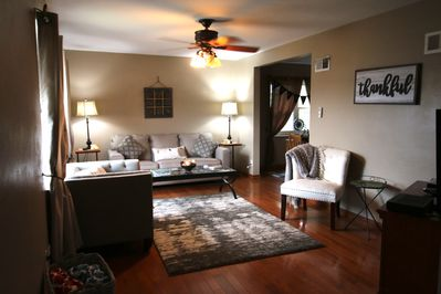 Welcome Home - Clean, Comfortable, Well Equipped centrally located home