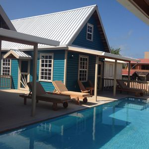 Photo for Reef Cottage With A Pool