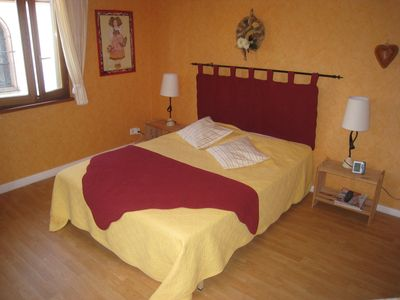 Photo for COTTAGE 2 PEOPLE ON THE WINE TRAIL IN THE HEART OF ALSACE A KINTZHEIM