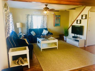 Photo for BEACH HAVEN 4BR PLUS 2BR APT  WALKING DISTANCE TO EVERYTHING!  Booking Special