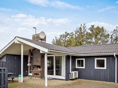 Photo for Beautiful Holiday Home in Lokken with Terrace