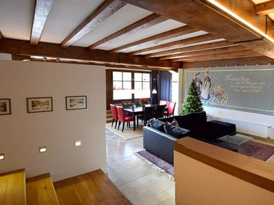 Photo for Apartment 1 - 120m² / 2 Schlafzi / 2Bad / 6Pers./ Terrace - The Berghof