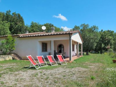 Photo for Vacation home Casa di Guido (CAC300) in Castagneto Carducci - 5 persons, 2 bedrooms