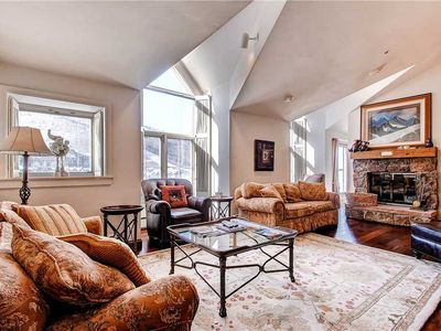 Photo for UNIT 25 · Spacious Ski In/ Ski Out Beaver Creek Village Penthouse w/ Hot Tub