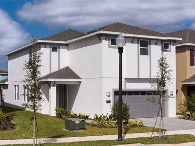 Photo for Incredible Encore Home! Private pool with hot tub and game room! Minutes from Disney!