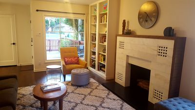 Photo for Charming 2 bedroom/1bath home just a few minutes walk to downtown Sunnyvale