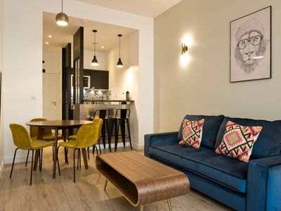 Photo for A Superb 1-BDR between place Saint George and Pigalle
