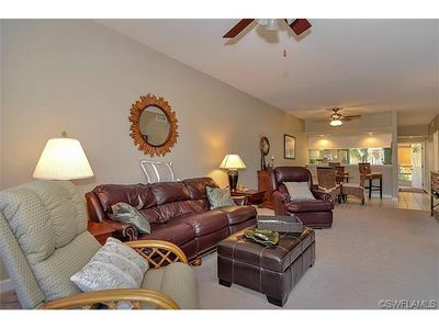 Photo for GROUND FLOOR LAKEVIEW CONDO IN FALLING WATERS