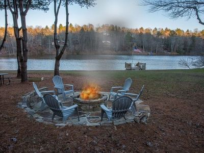 Photo for Hawf`s Haven offers relaxation and lovely views on the gorgeous Lake Buckhorn.  Not pet-friendly.