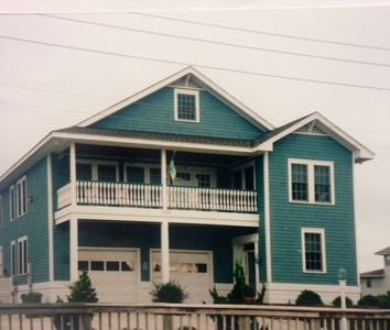 Photo for Open and airy beach house perfect for family reunions and dual family vacations;
