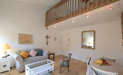 Photo for Tomettes: 3 bedrooms duplex apartment, terrace, Old Town