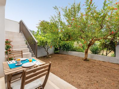 Photo for SA LLIMONERA - Charming town house with patio and garden