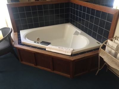 Photo for King Suite-Jetted tub Jacuzzi