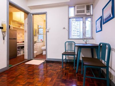 Photo for Food Paradise! 3 min to Sogo! 2 BR in CWB!