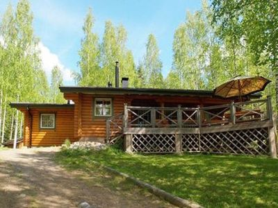 Photo for Vacation home Koivukallio in Pieksämäki - 6 persons, 1 bedrooms