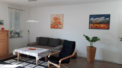 Photo for Apartment pebble - pebble - with large terrace and the rhododendron park