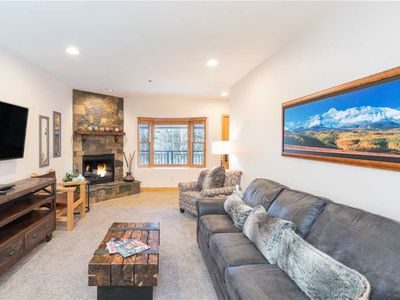 Photo for Perfect Wooded 1-Bedroom Condo in Family-Friendly Lodge With Hot Tubs, Pool