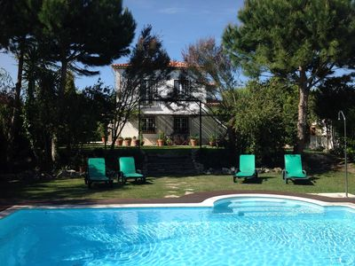 Photo for Admirable Farmhouse with pool near Obidos and beaches west region