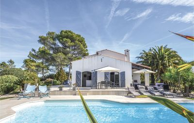 Photo for 5 bedroom accommodation in Valbonne