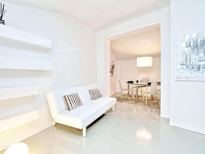 Photo for Casa Grotte apartment in Centro Storico with WiFi & air conditioning.