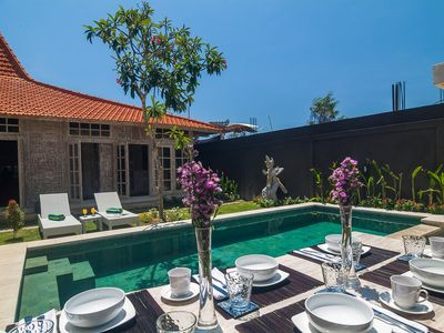 Photo for 1BR Private villa at Central Seminyak