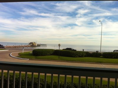 Front Row! Beautiful Gulf View condo with updated 2021 discounted rates!