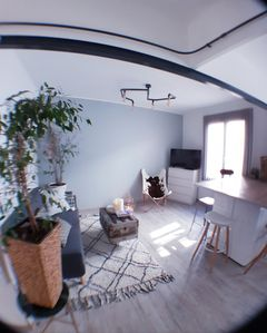 Photo for Apartment renovated, popular district of Toulon