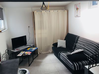 "Photo for Studio ""guest house"" for 2 to 4 people fully equipped"