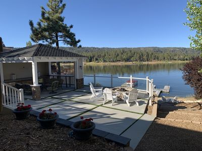 Lakefront Home on Metcalf Bay, Sunset Views, Private Deep Water Dock from $425