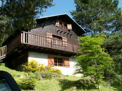 Photo for CHALET PYRENEES near ANDORRA AX and the SPA