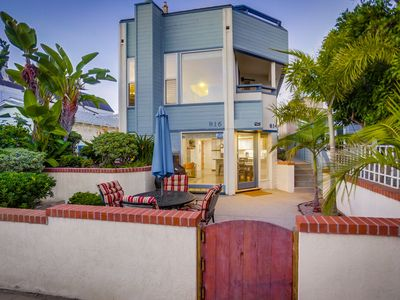 Balboa Lower by 710 Vacation Rentals | Accessible, Private Ground Floor Patio