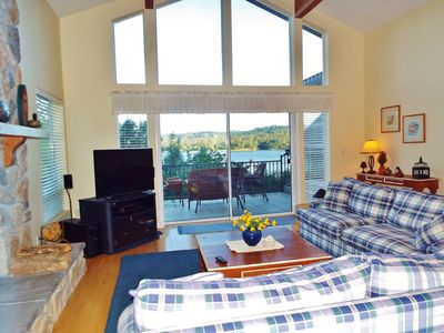 Photo for Endless Summer Days  with Private Slip, WiFi, Lake Views Close to Marina Pets OK