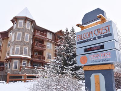 Photo for Enjoy the Canadian Rockies - Falcon Crest Lodge, Canmore, AB - Suite - Sleeps 4