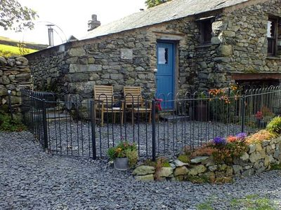 Photo for Cosy and quirky self contained accommodation the for two people.