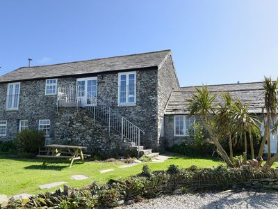 Photo for Threshings Cottage, TINTAGEL