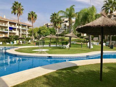 Photo for 2BR Apartment Vacation Rental in Puerto Banus, Marbella, Costa del Sol