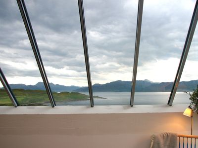 Photo for Skye Window House   Luxury Sea View Self-Catering Holiday Home   Sleeps Up to 6