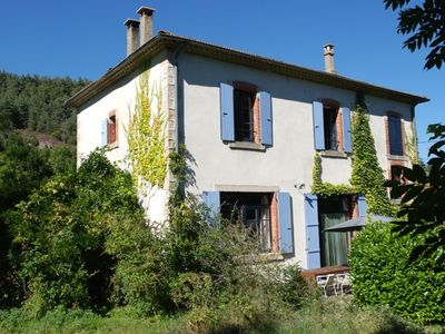 Photo for Delightful and spacious house in the Ardeche in secluded surroundings