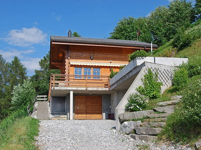 Photo for House 725 m from the center of Nendaz with Parking, Internet, Washing machine, Balcony (42301)