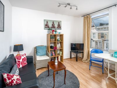 Photo for Homey 1 Bed apt sleeps 4 in East London